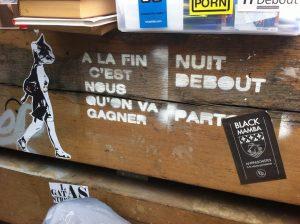 Nuit Debout c'était ma drogue – Gazette Debout