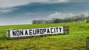 EuropaCity : « Des radis pas des caddies »